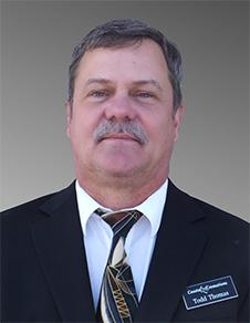 Todd Thomas : Funeral Director Apprentice